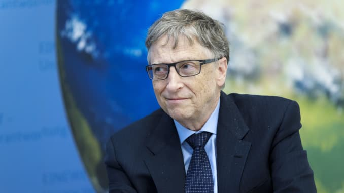 Munich, Jerman - 17 Februari: Bill Gates di Konferensi Keamanan Munich pada 17 Februari 2017 di Munich, Jerman.  (Foto oleh Michael Gottschalk / Photothek via Getty Images)