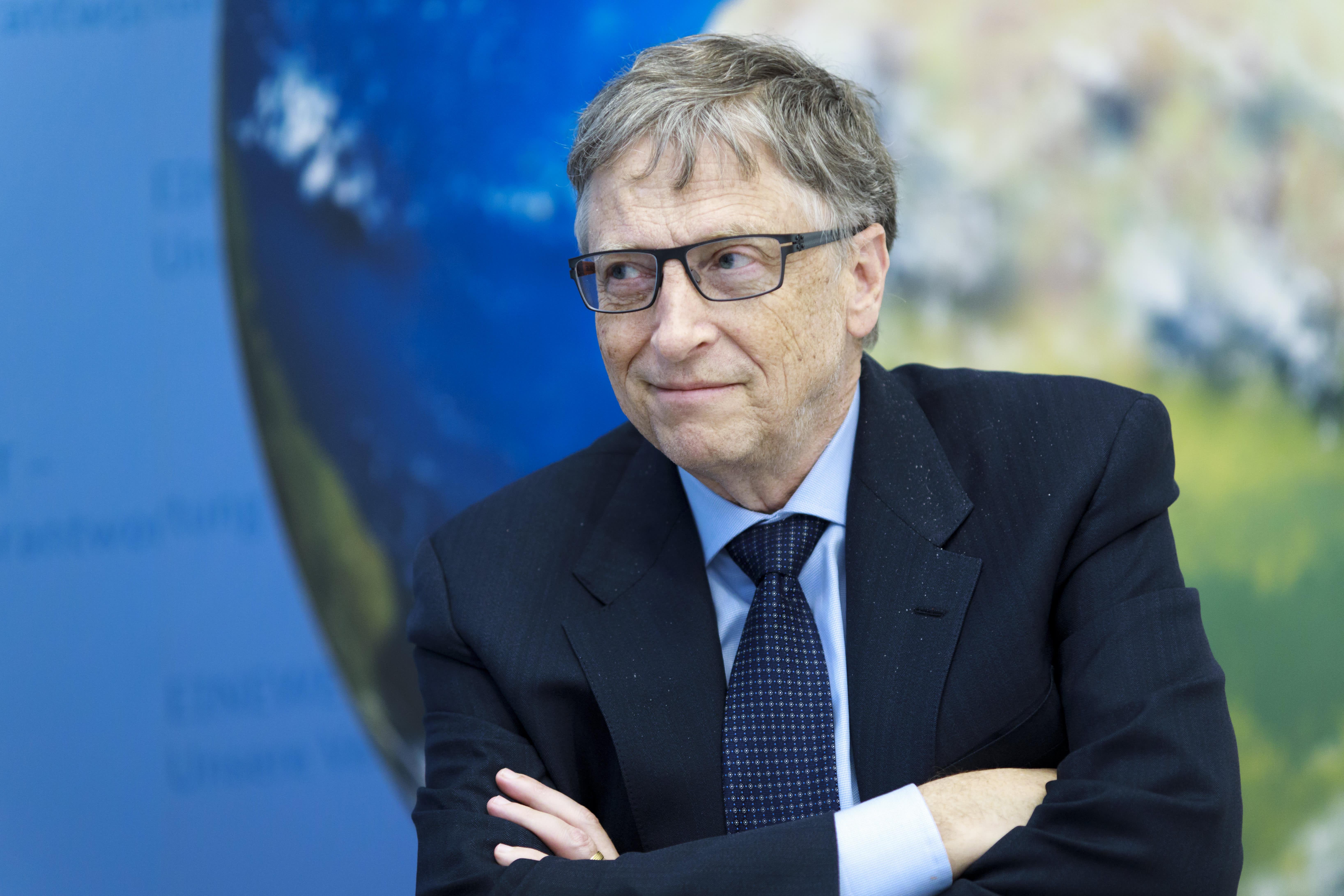 Bill Gates mengamankan banyak dari puluhan juta dari perusahaan AS untuk pertempuran iklim asli thumbnail