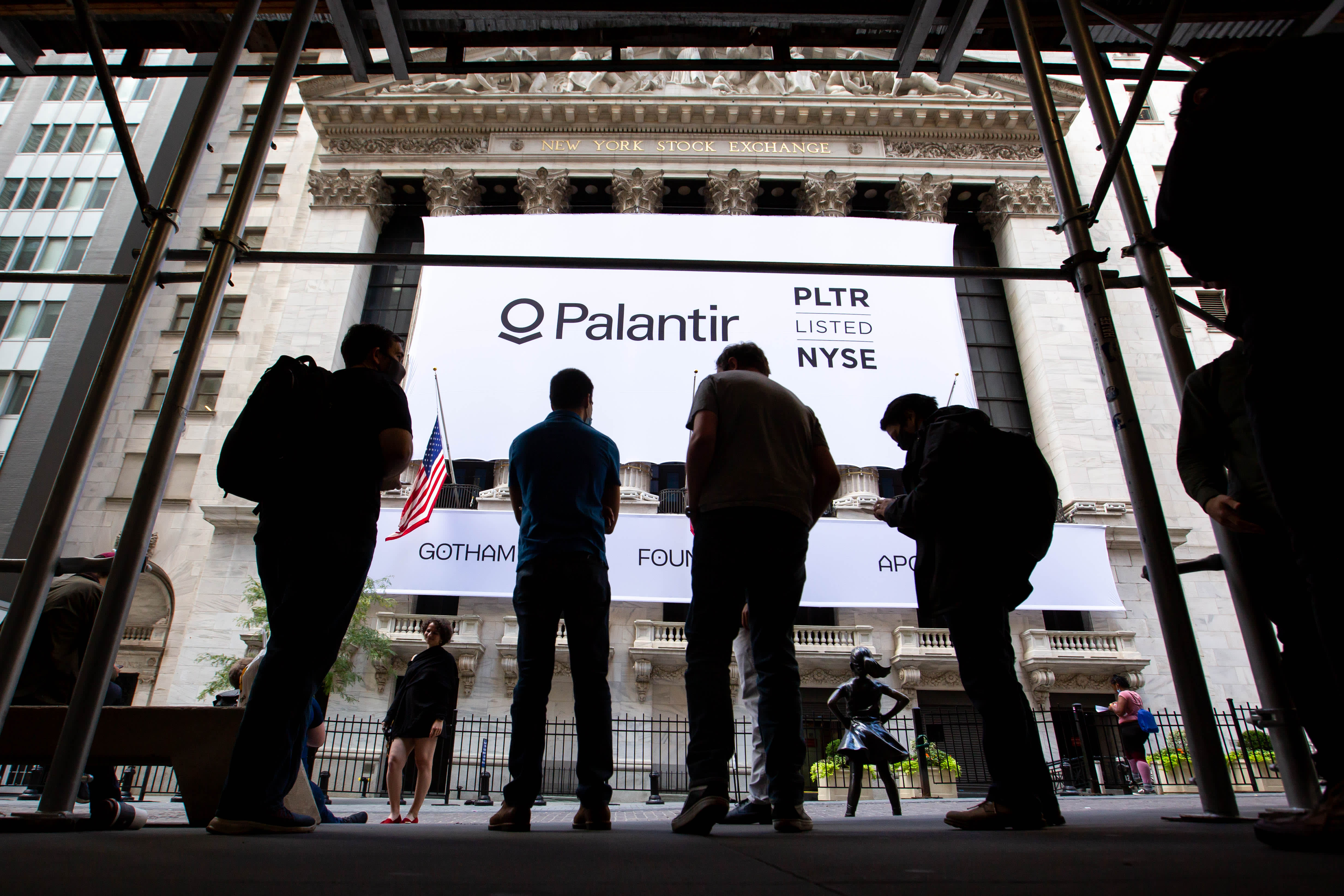 Palantir CFO says company is considering holding bitcoin on its balance sheet