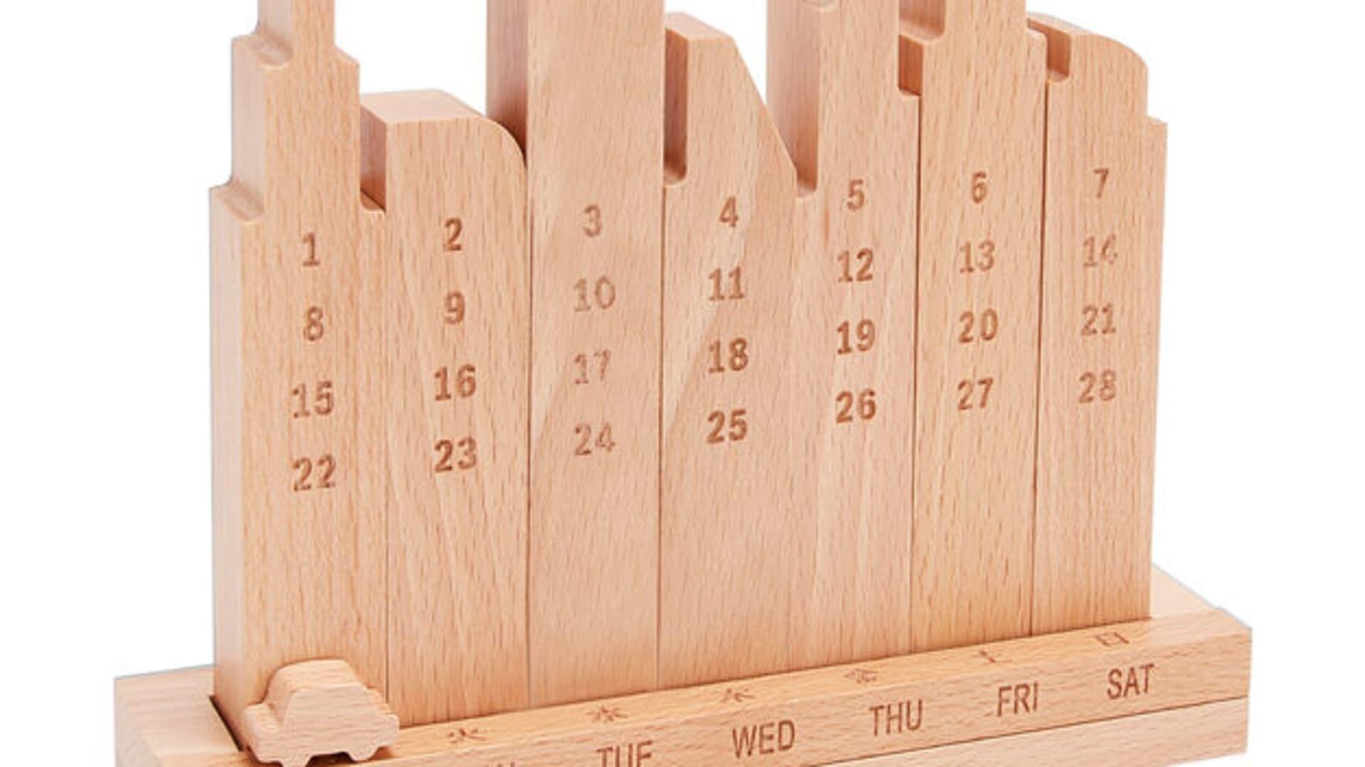 City Perpetual Calendar