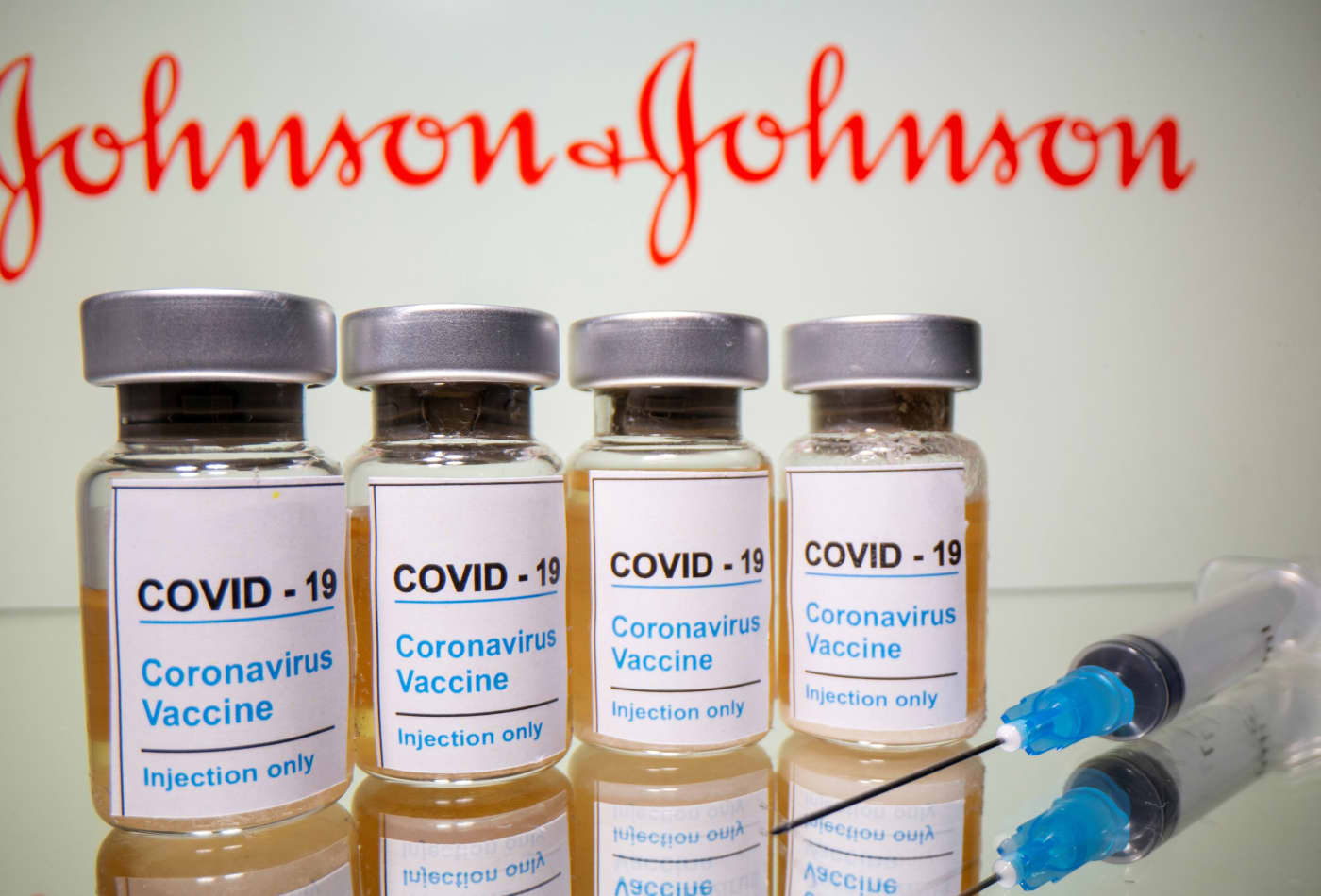 J&J: One-Shot COVID-19 Vaccine Is Safe, Generates 'Promising' Immune Response - cover