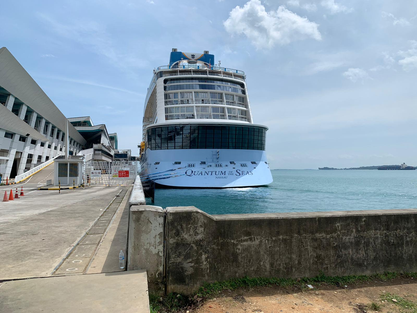 After 'cruise to nowhere' returns early, Singapore says passenger does not have Covid