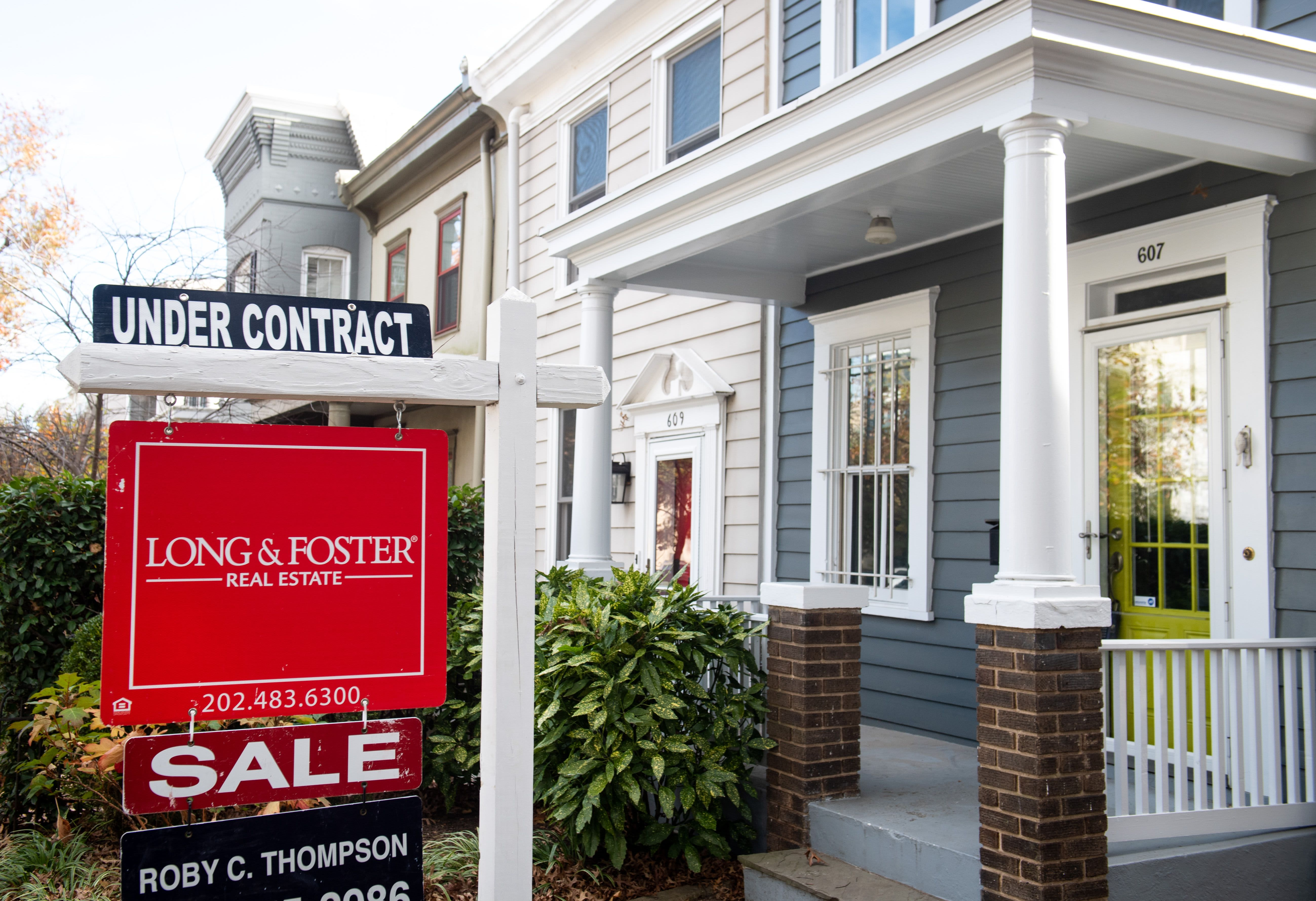 December residence costs rose 10.4%, the largest achieve in 7 years, Case-Shiller says