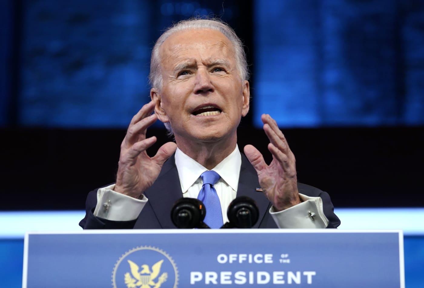 Here's what Biden's 'Buy American' effort entails