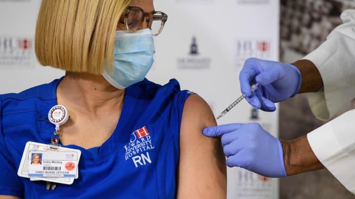 GP: Coronavirus vaccine Washington D.C.