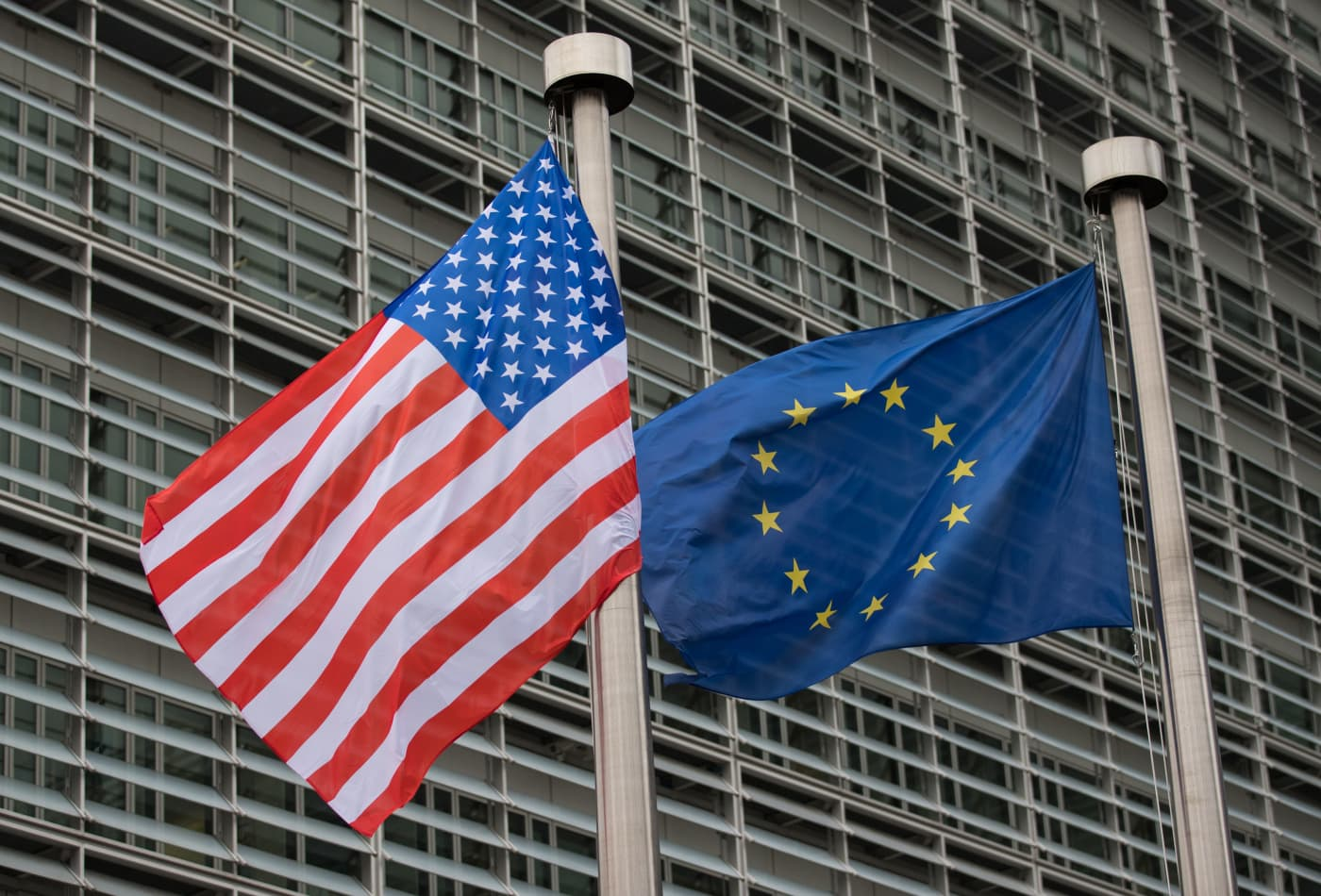 Op-ed: The U.S. and EU have a lot of work to do to rebuild their trade relationship