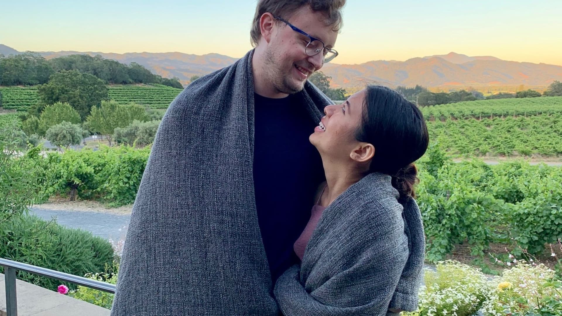 Lani Huang and her boyfriend, Andrew, have been dating for almost two years and moved in together in February.