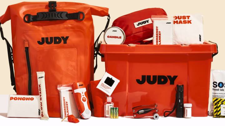 Doomsday Prep Emergency Food Supplies Survival Kits Luxury Bunkers The fda also said on. emergency food supplies survival kits