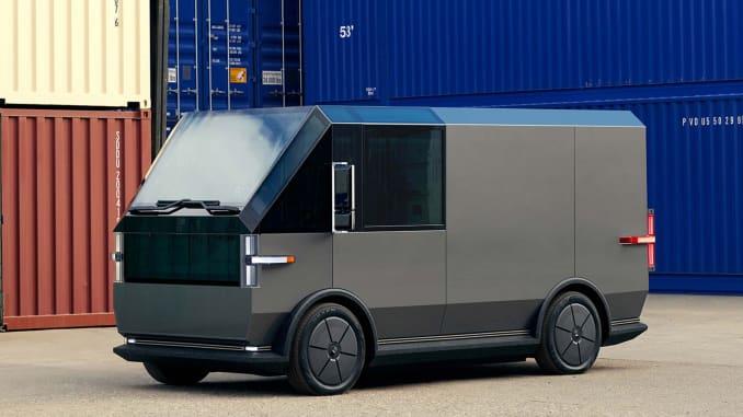 H/O: Canoo MPV van