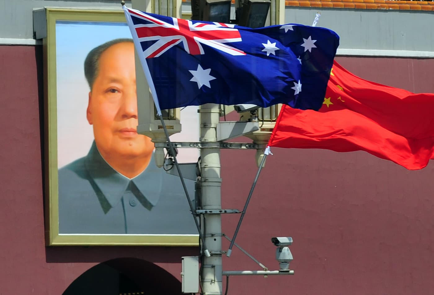 Australia wants its 'mutually beneficial' relationship with China to improve, Treasurer Frydenberg says