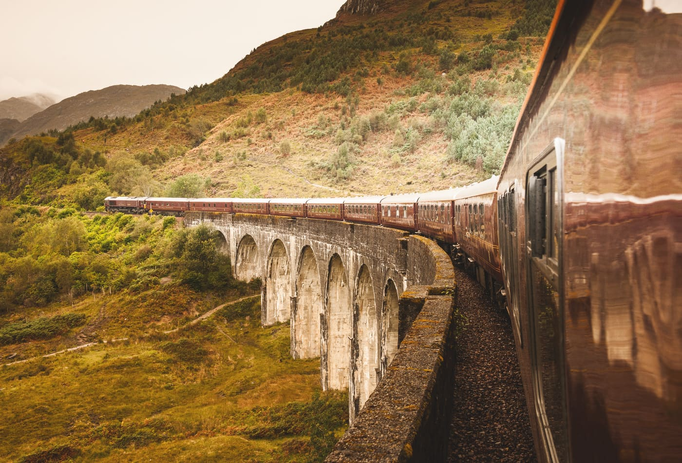 Returning soon: A luxury train with whisky tastings and castle tours