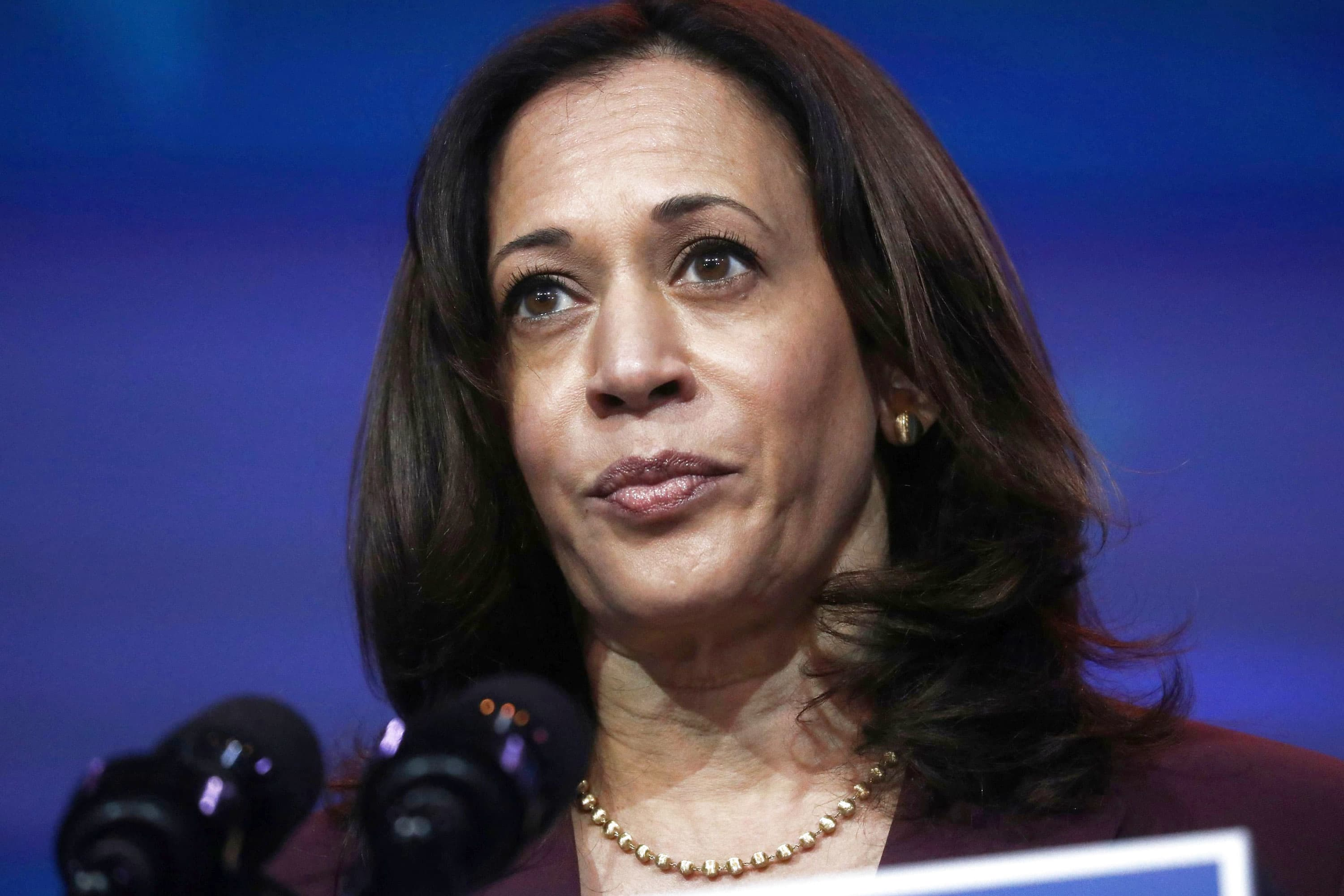 www.cnbc.com: VP Harris responds to surge in violent attacks against Asian Americans