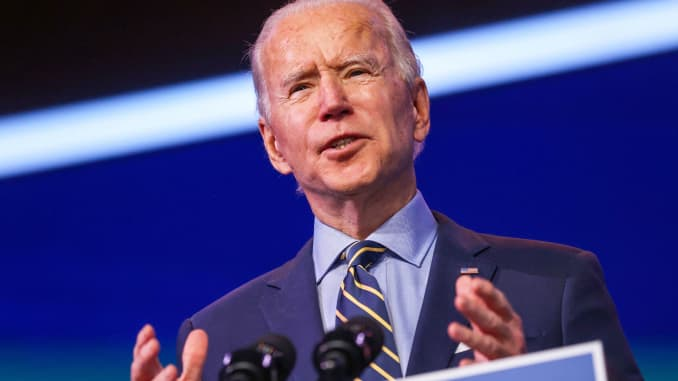 Biden accuses Trump's Pentagon and OMB of obstruction, demands cooperation