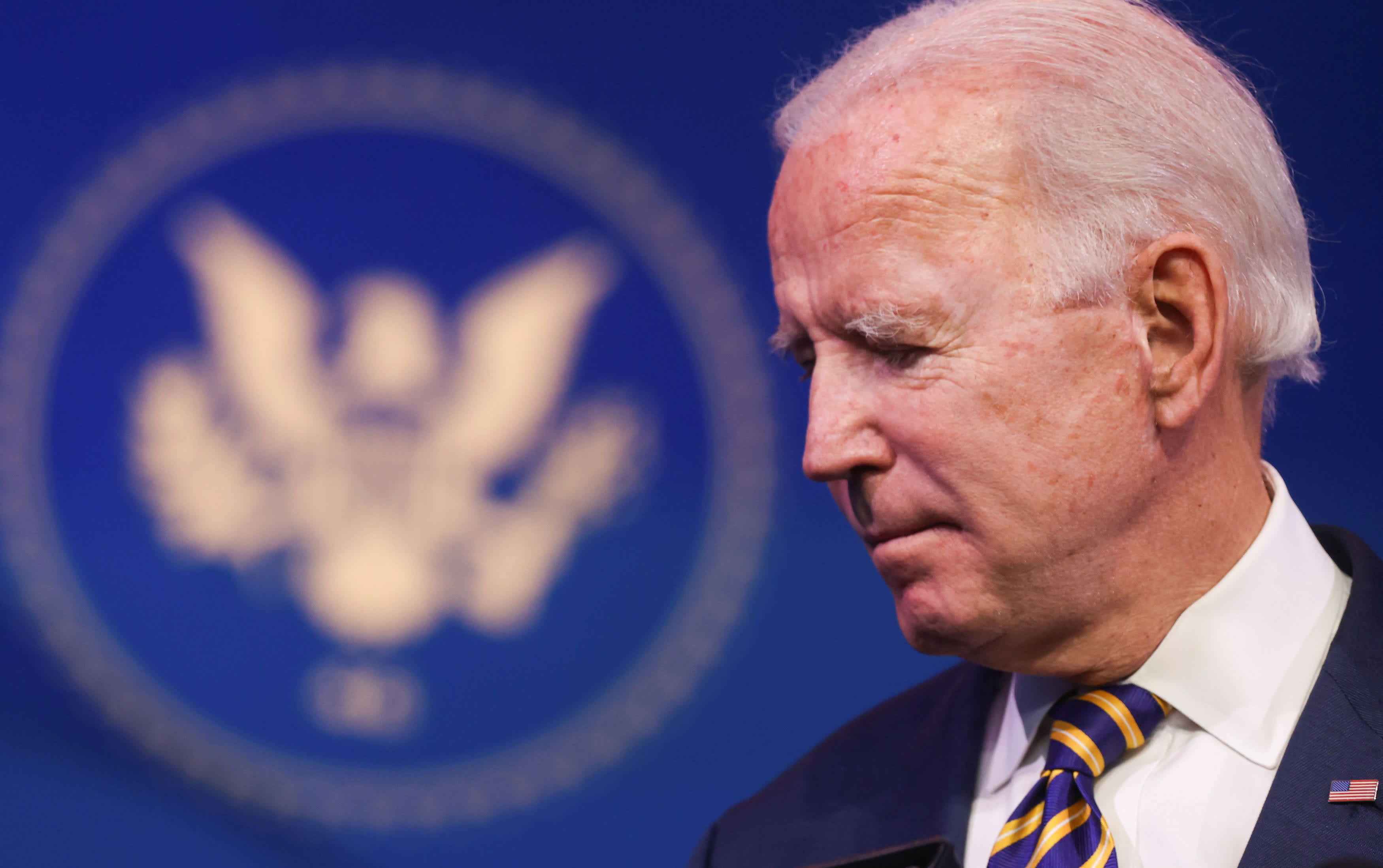 Biden says Iran must return to negotiating table before U.S. lifts sanctions – CNBC
