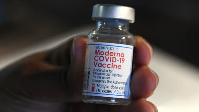 Moderna Increases Minimum 2021 Covid Vaccine Production By 20 To 600 Million Doses