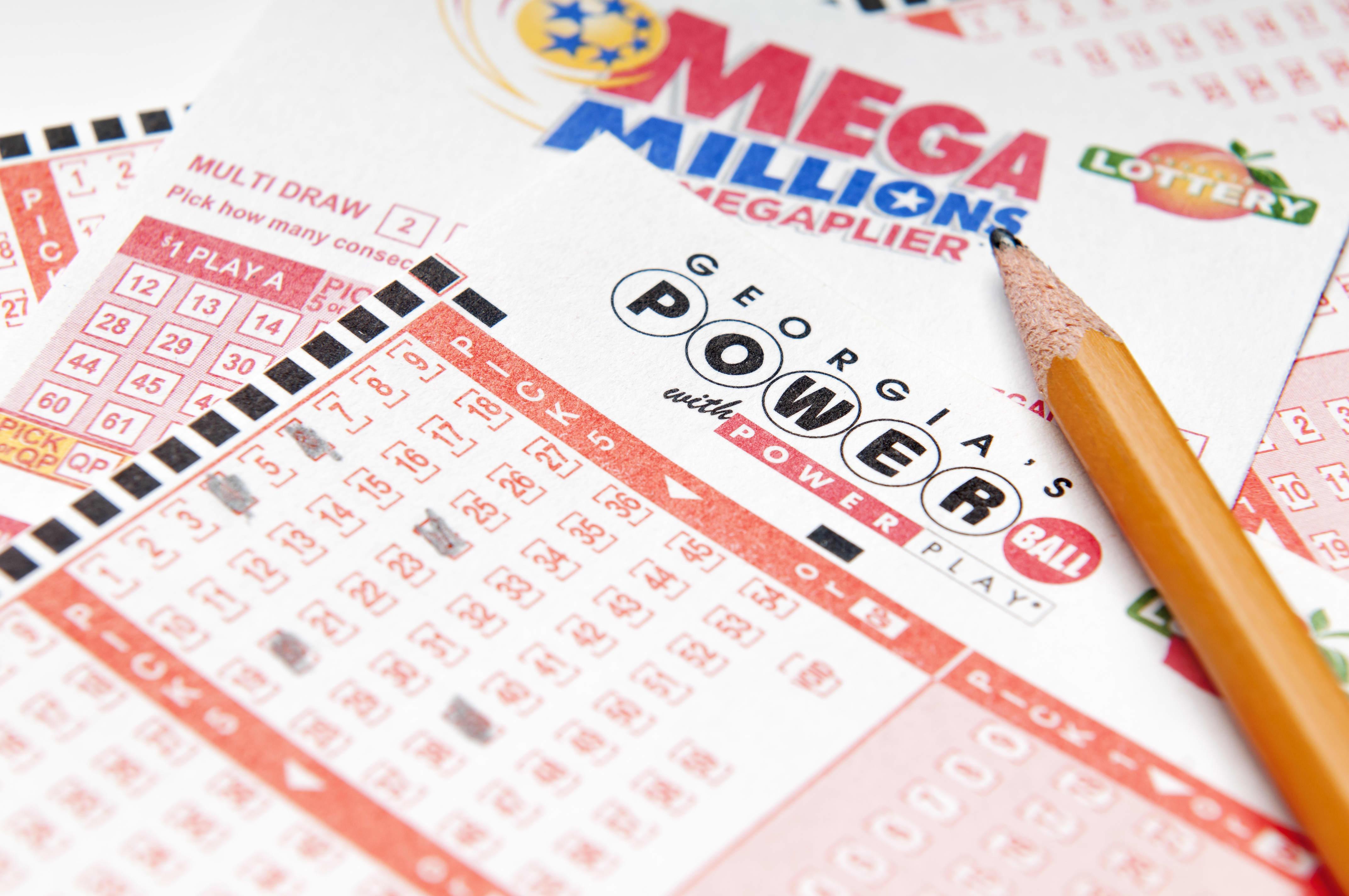 Both Powerball And Mega Millions Jackpots Top 400 Million