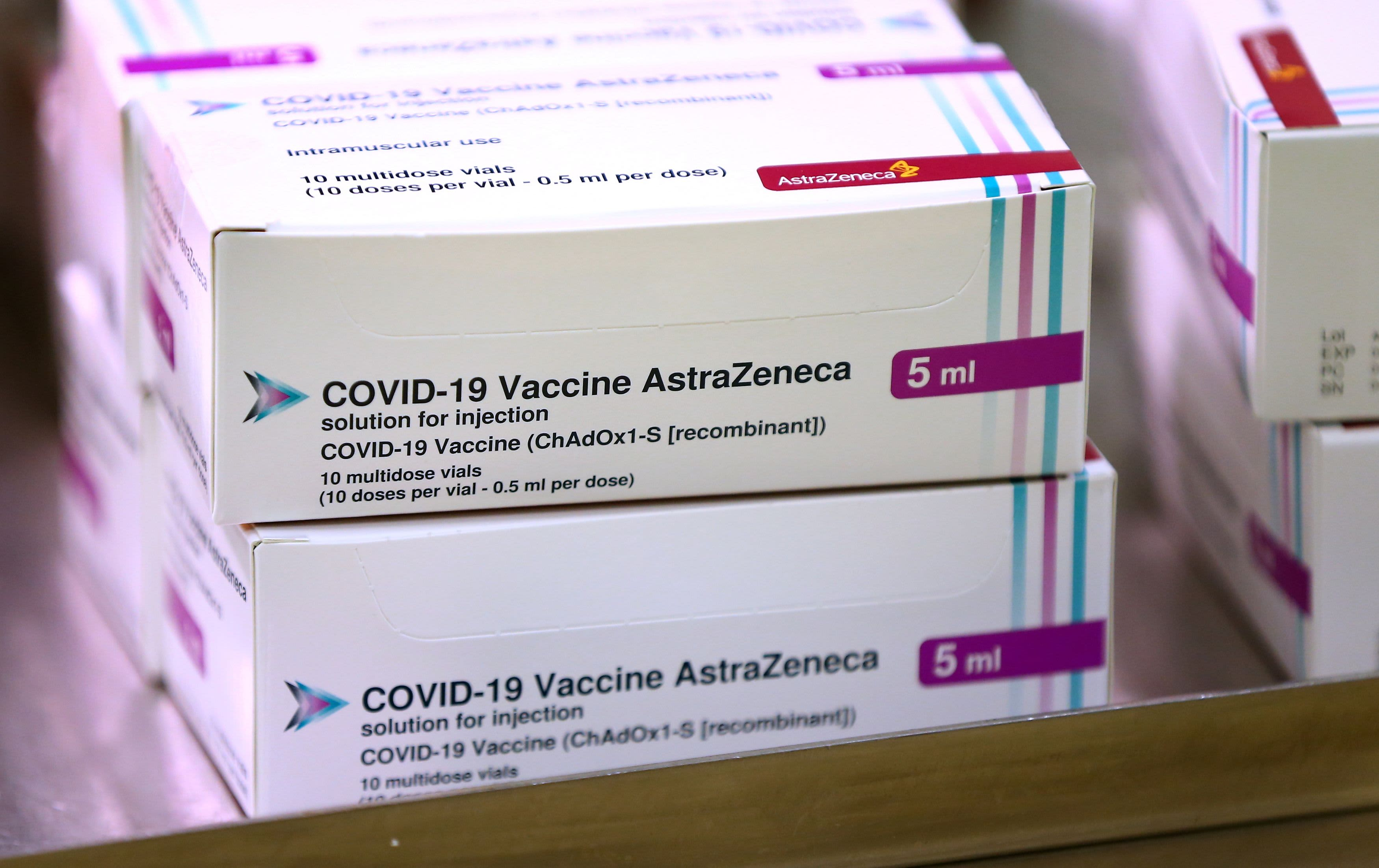 AstraZeneca Covid vaccine could be distributed across Europe by mid-February EU official says – CNBC