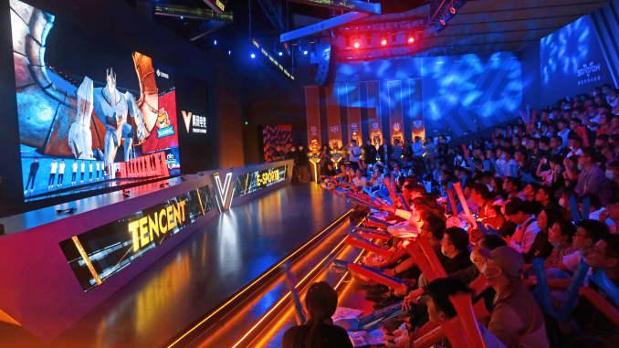 Giải vô địch thế giới Liên minh huyền thoại Thượng Hải 2020