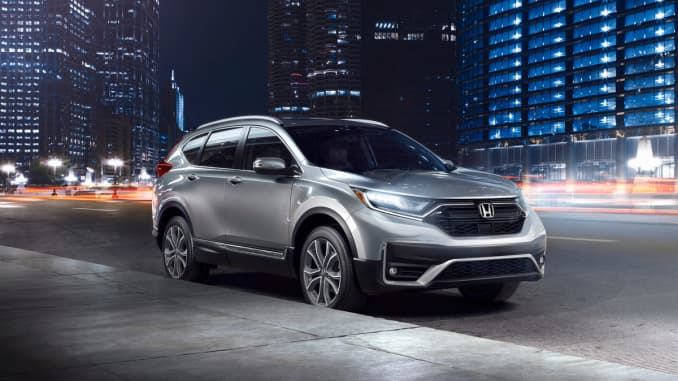 H / O: Honda CR-V 2020
