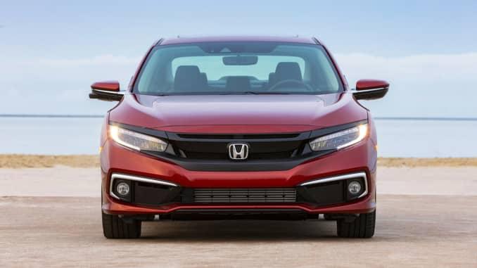 H / O: Honda Civic sedan 2021