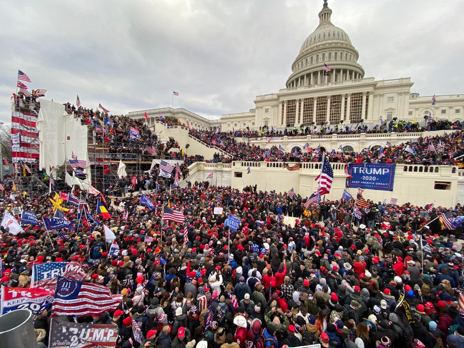 George W. Bush's chief of staff calls Trump a 'mob leader' after Capitol  riots