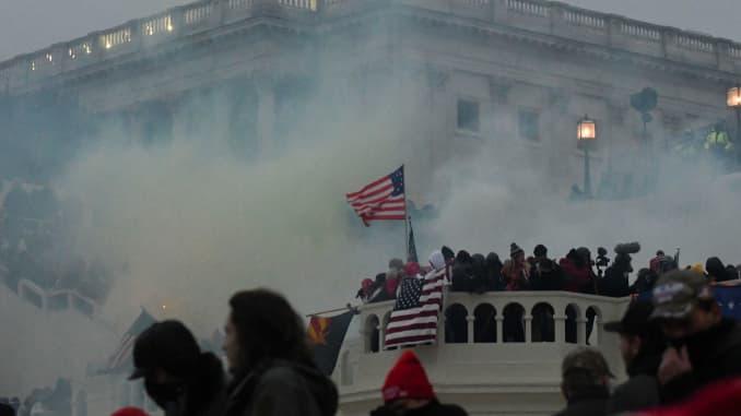 FBI says 'no indication' that antifa took part in U.S. Capitol riot