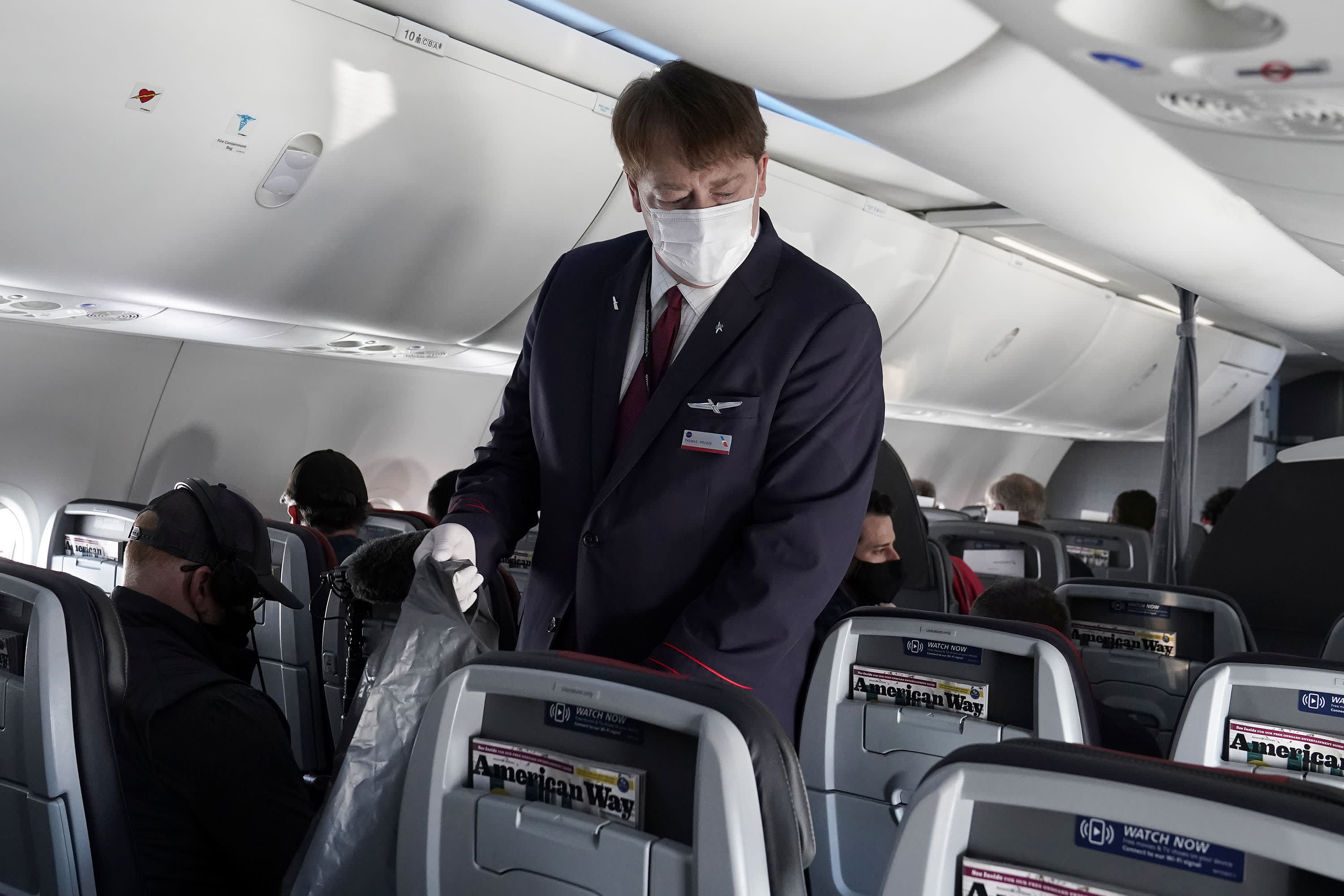Unruly behavior from passengers has never been this bad ...