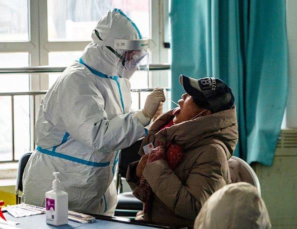 China locks down part of province outside Beijing as coronavirus cases spike