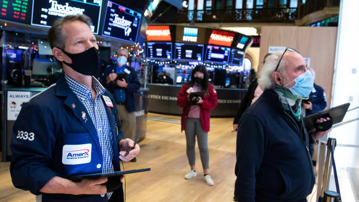 The wealthy are investing like a market bubble is here, or at least near