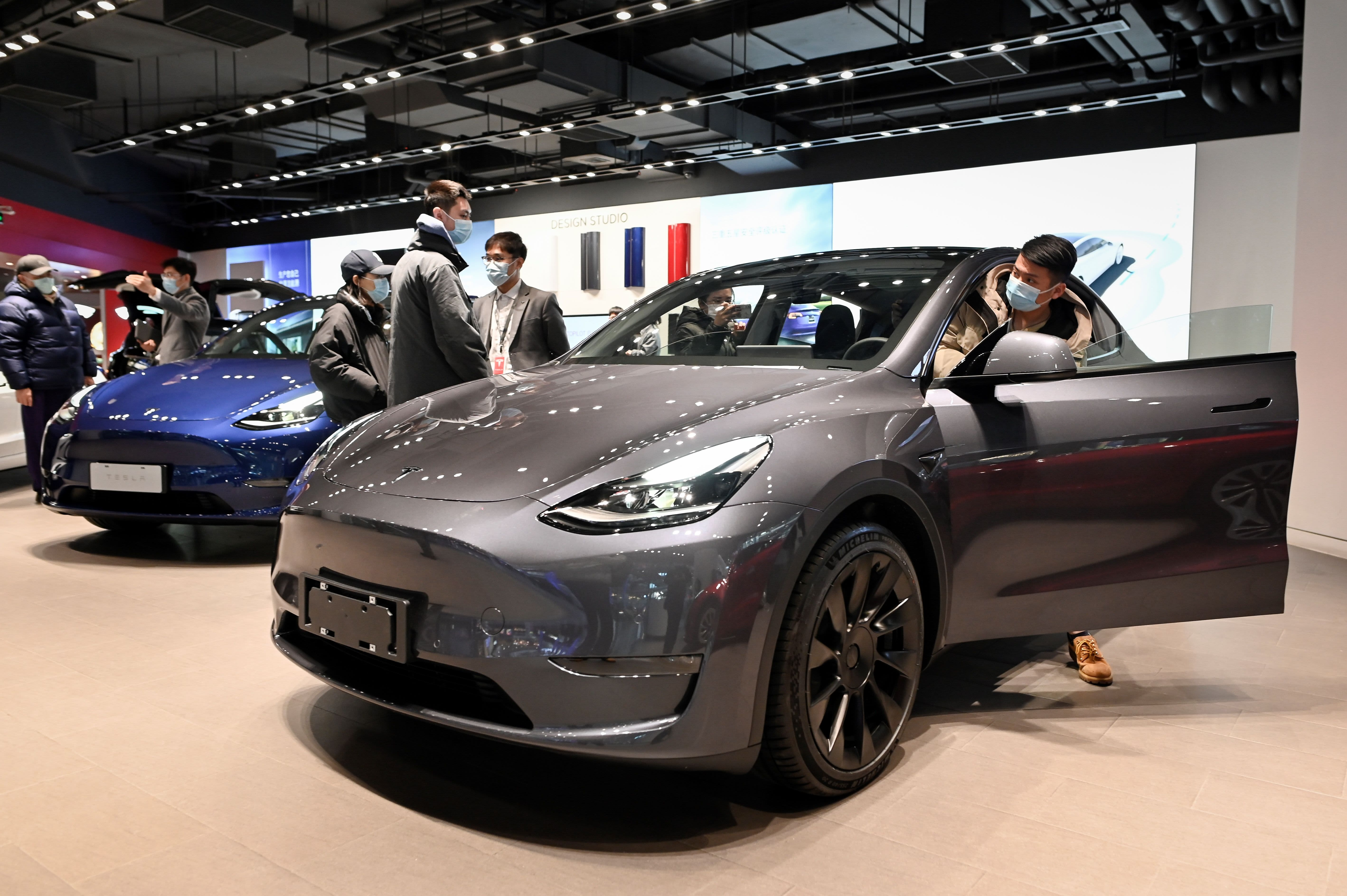 5 high-end electrical SUVs accessible in China proper now