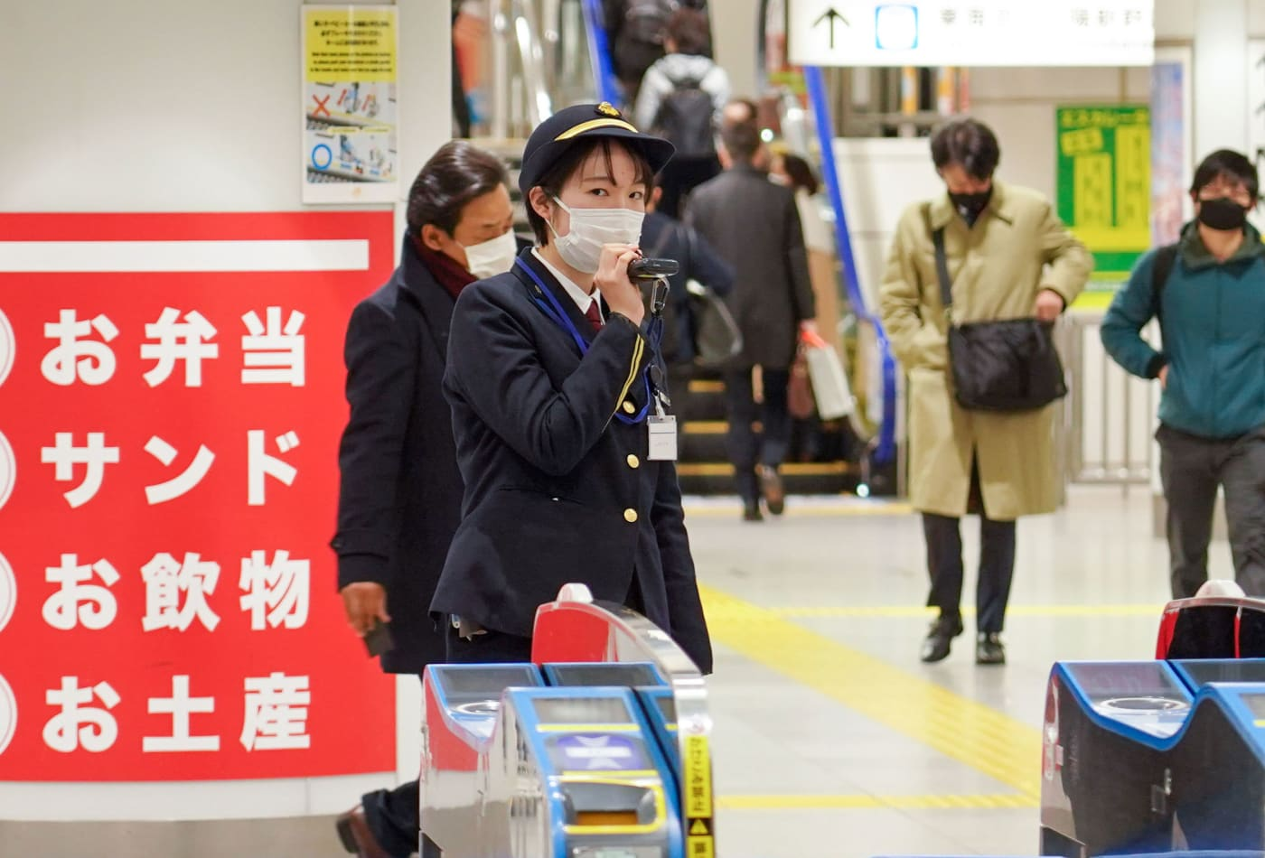 Japan has found a new Covid variant. Here's how it compares to virus strains in the UK, South Africa