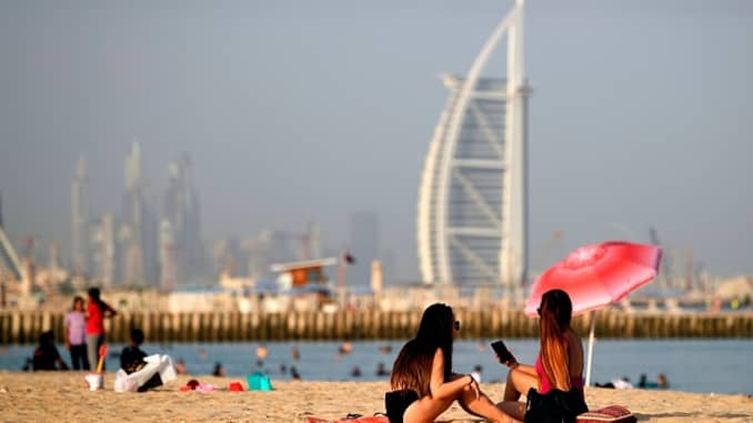 Lockdown-free UAE kicked off UK travel corridor amid Covid spike