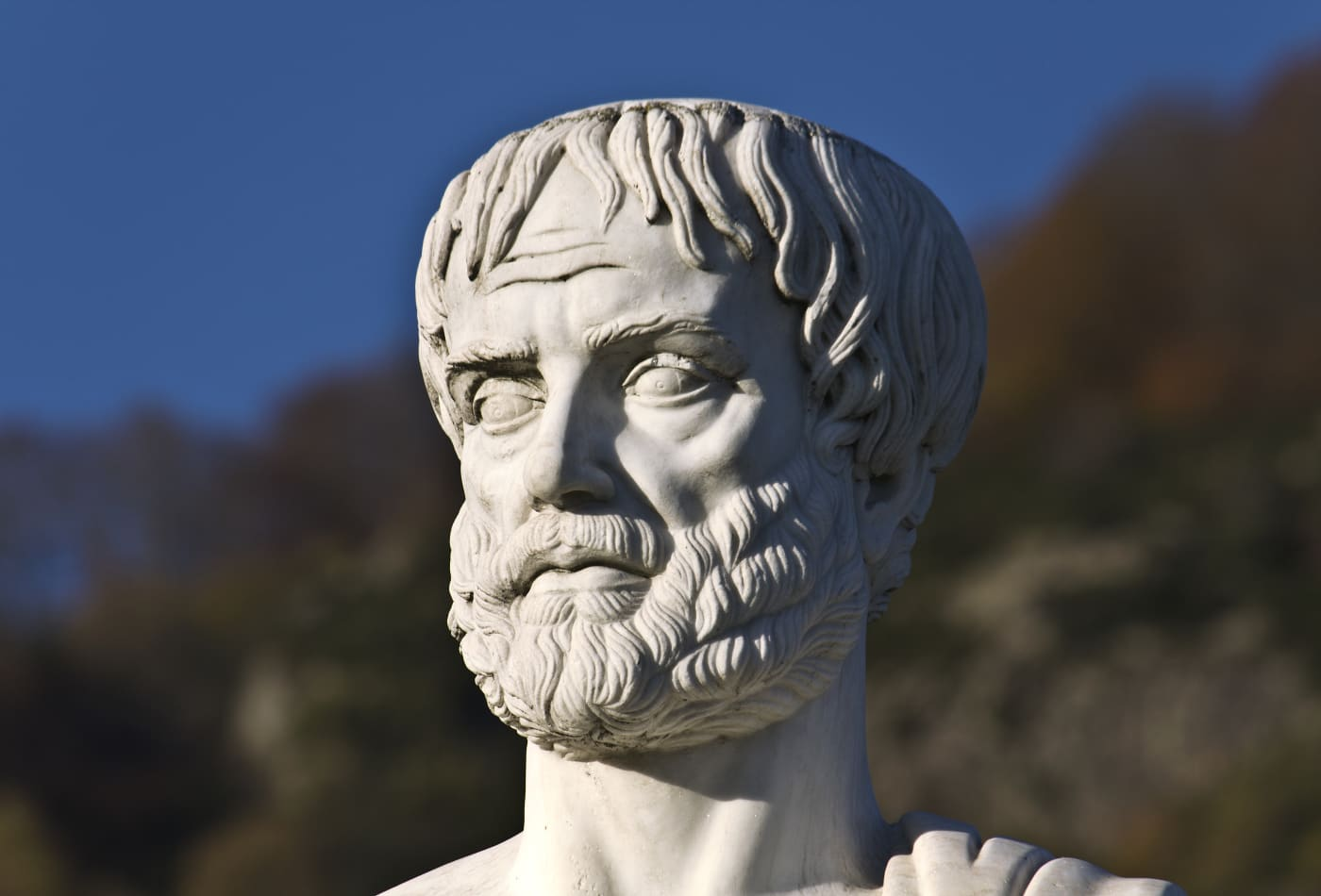 Aristotle was a key figure in public speaking—he said the most persuasive people do these 3 things