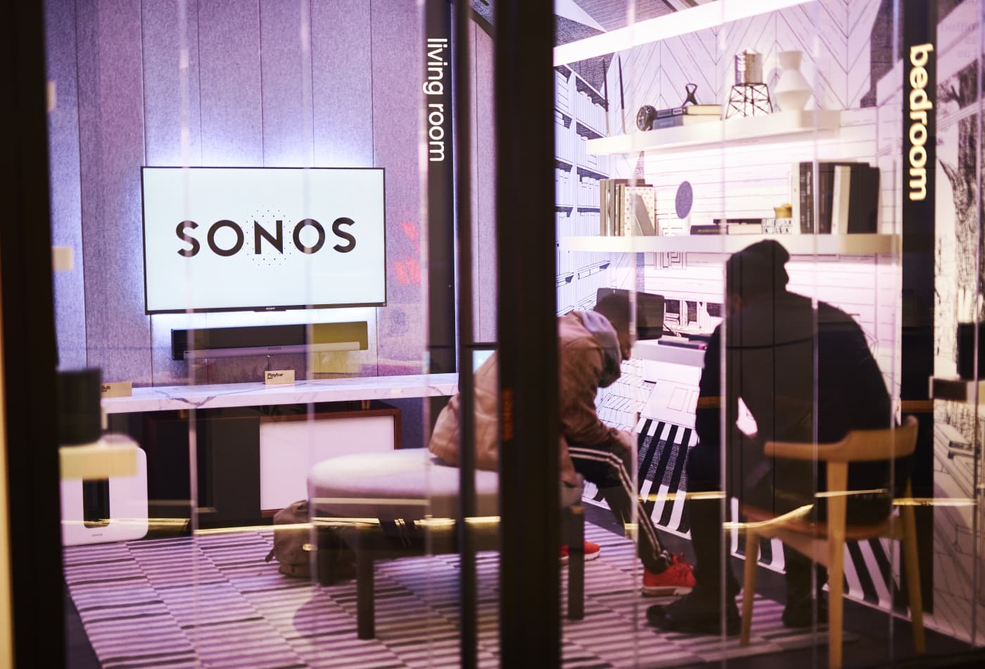 Sonos CEO expects to capitalize on the 'golden age of audio' to sell more home entertainment equipment