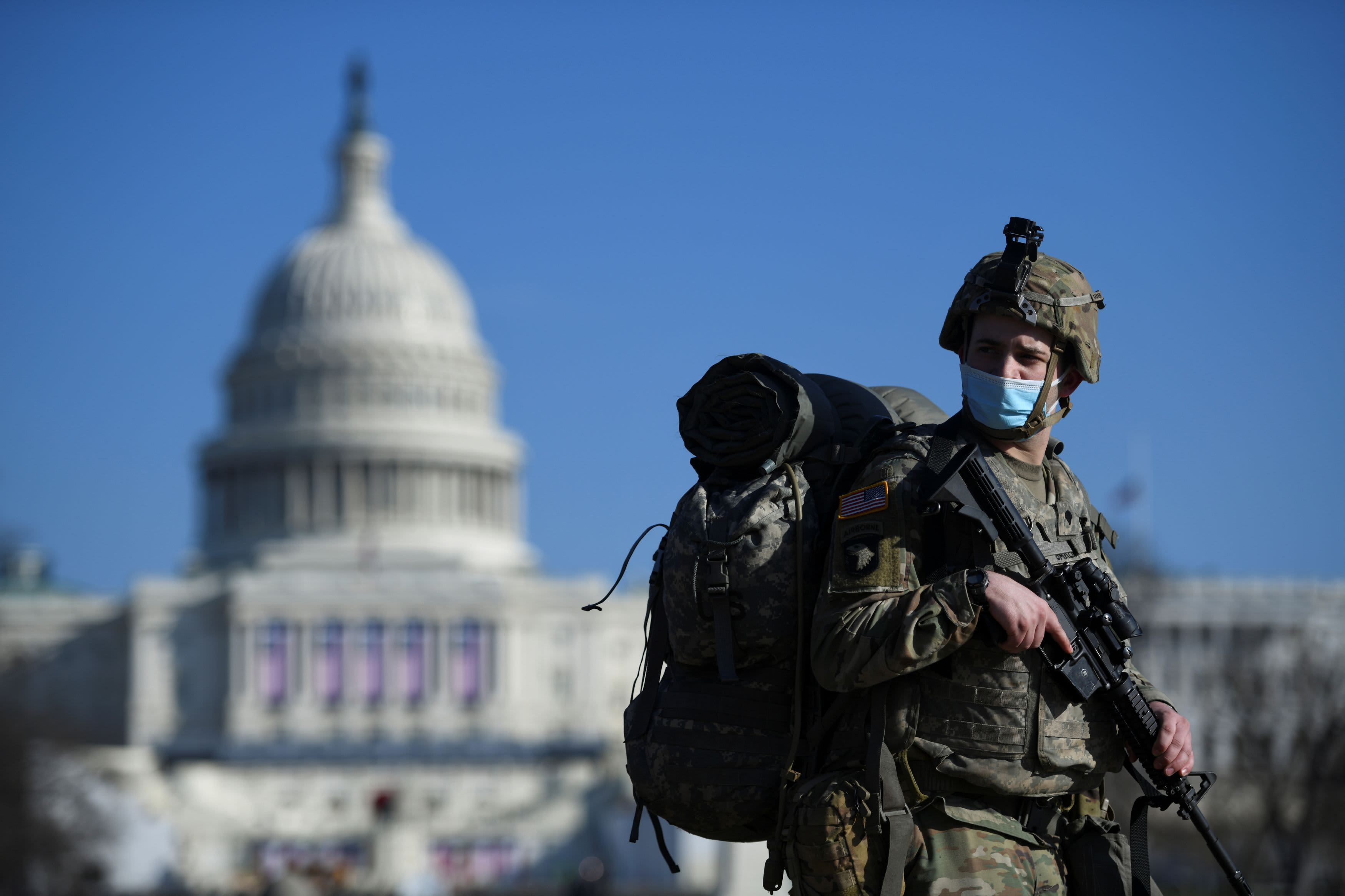 House probes security and intelligence failures in deadly U.S. Capitol attack