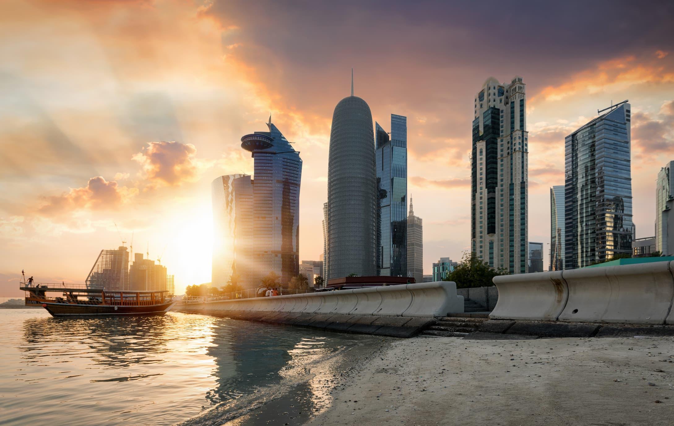 investiția qatar bitcoin
