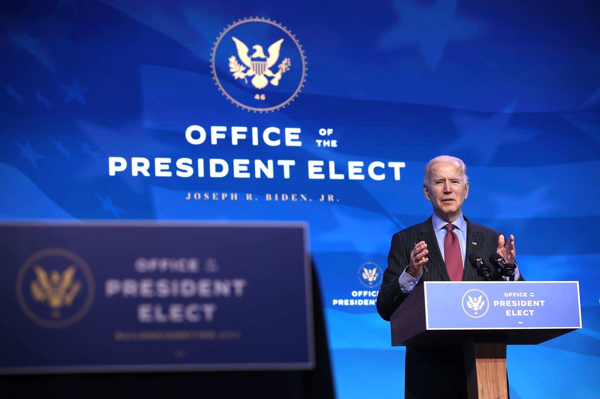 Biden stimulus plan proposes $400 weekly unemployment boost through September
