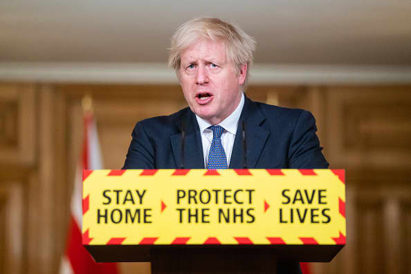 Boris Johnson says some evidence new Covid variant in the UK may be more deadly