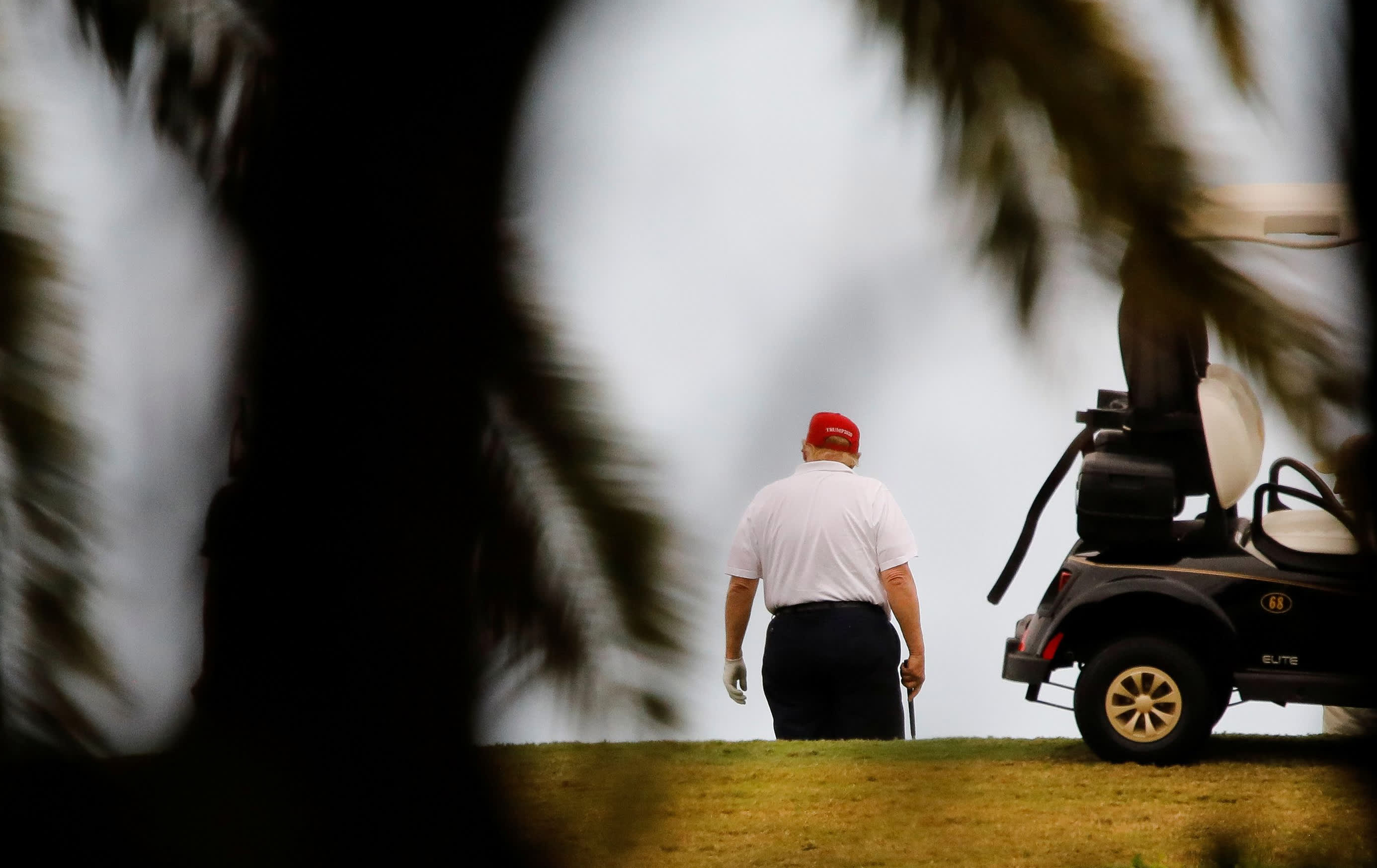 Palm Beach County exploring ways to end lease with signature Trump golf course