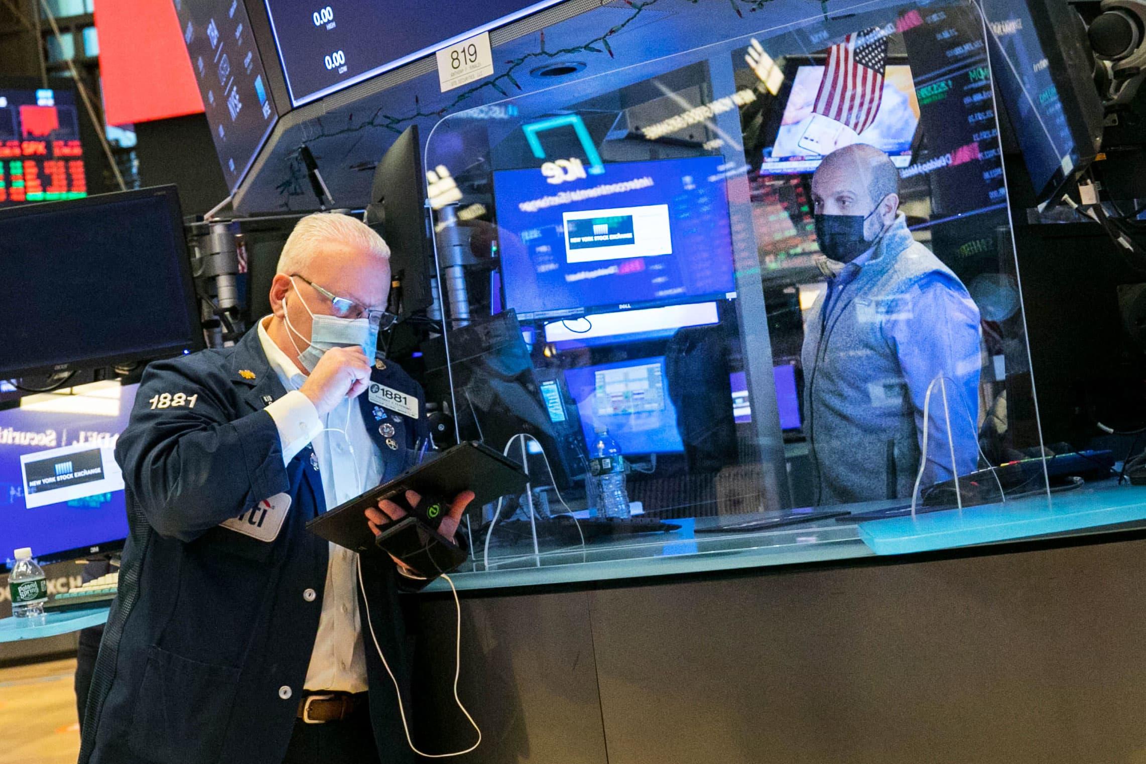 Stock market live updates: Nasdaq and S&P 500 set records tech leads bitcoin struggles – CNBC