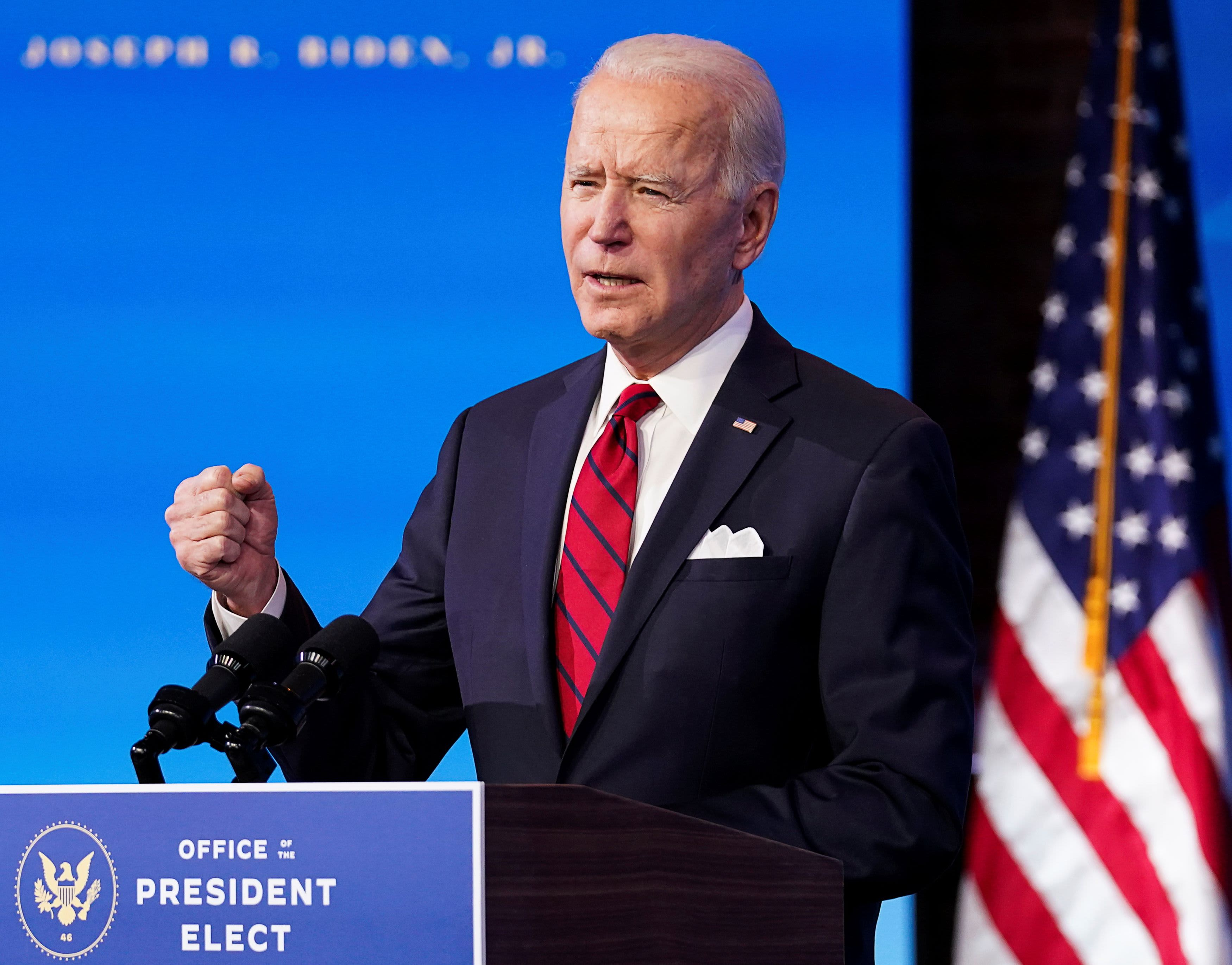 Biden is already facing pressure to scale back his .9 trillion Covid relief plan