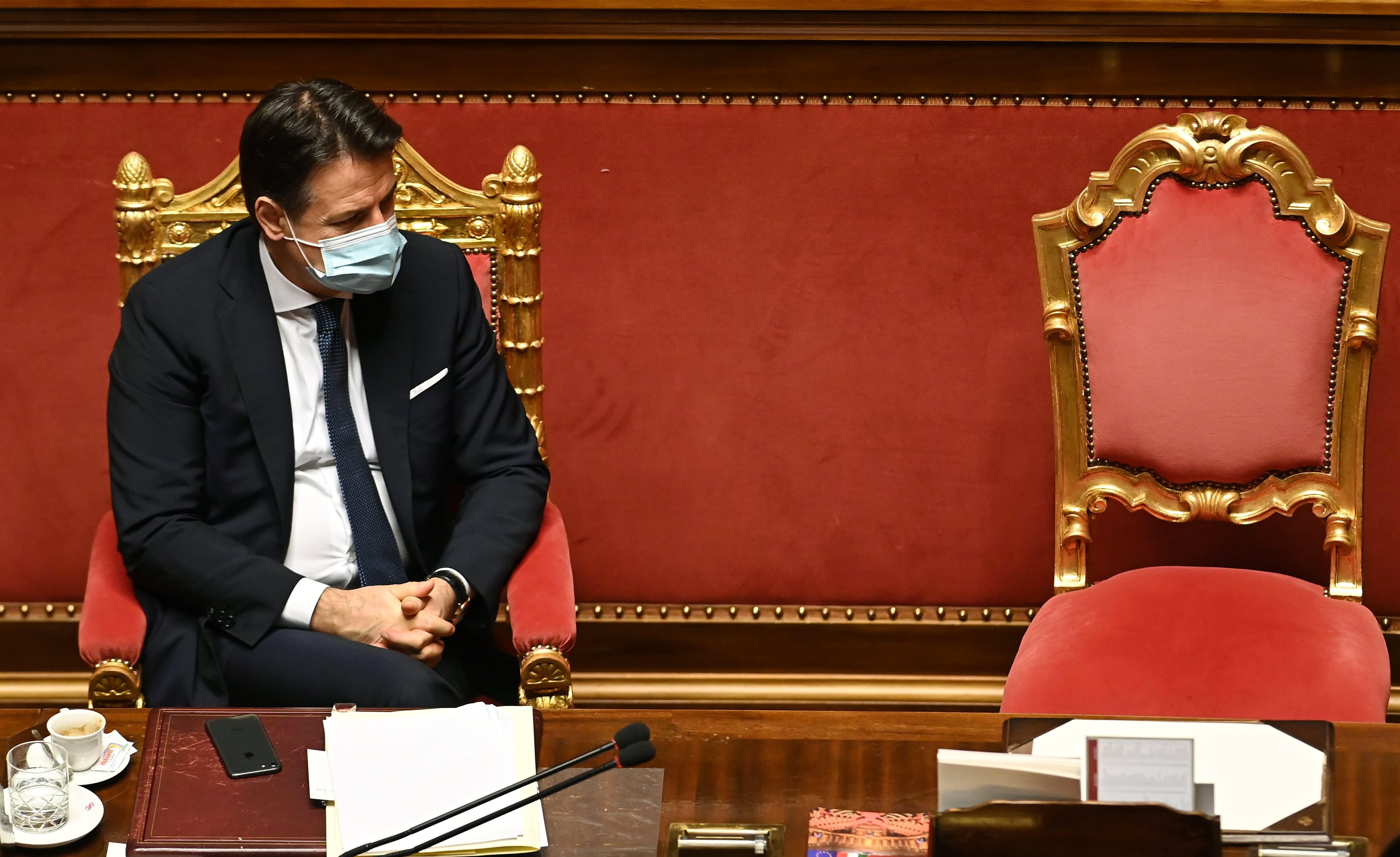 Prime Minister Giuseppe Conte wins vote in Senate, heads minority government