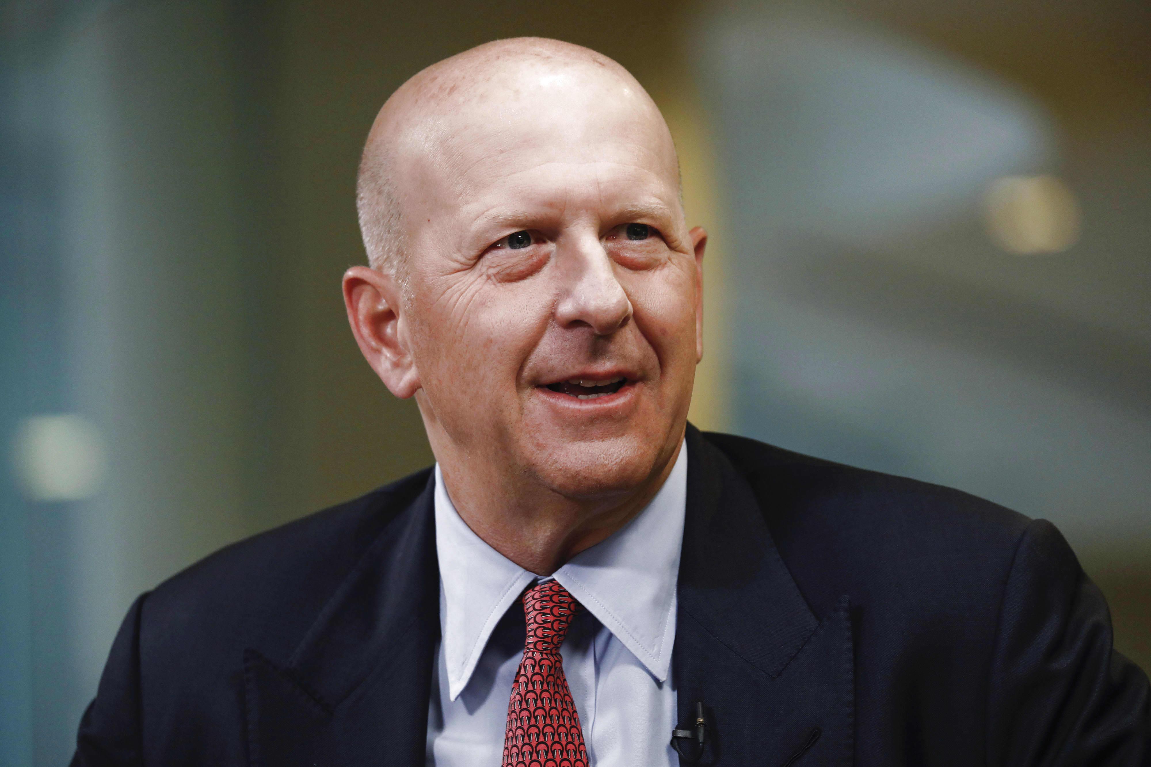 Goldman CEO David Solomon says China's crackdown on tech companies will delay many U.S. listings