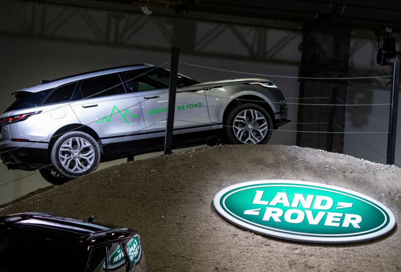 How the Range Rover became the king of luxury SUVs