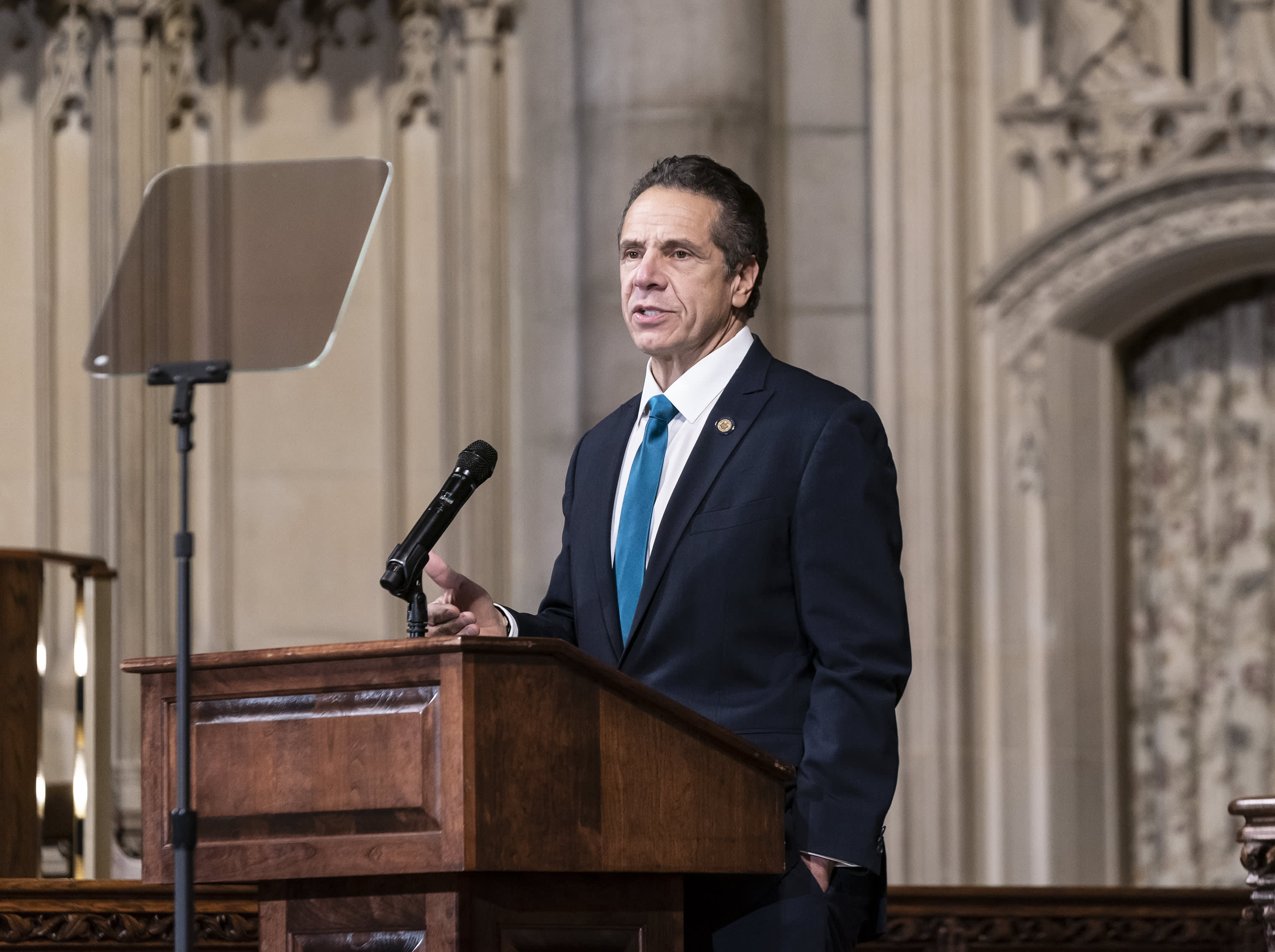 Cuomo proposal would raise top tax rate for New York City to 14.7% highest combined rate in nation – CNBC