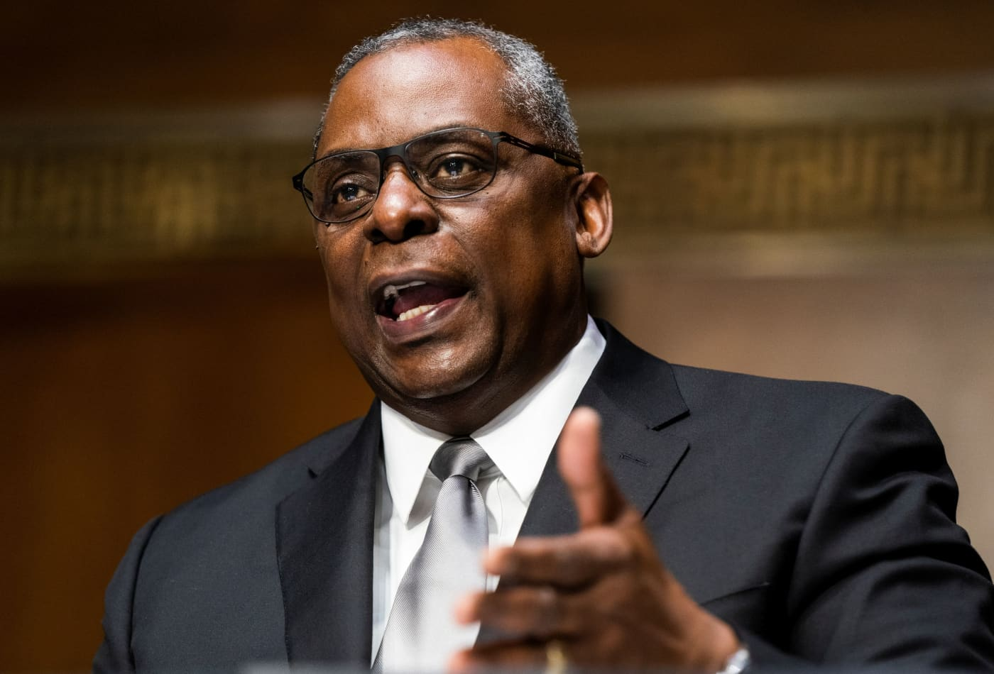 Senate confirms Lloyd Austin as America's first Black secretary of Defense