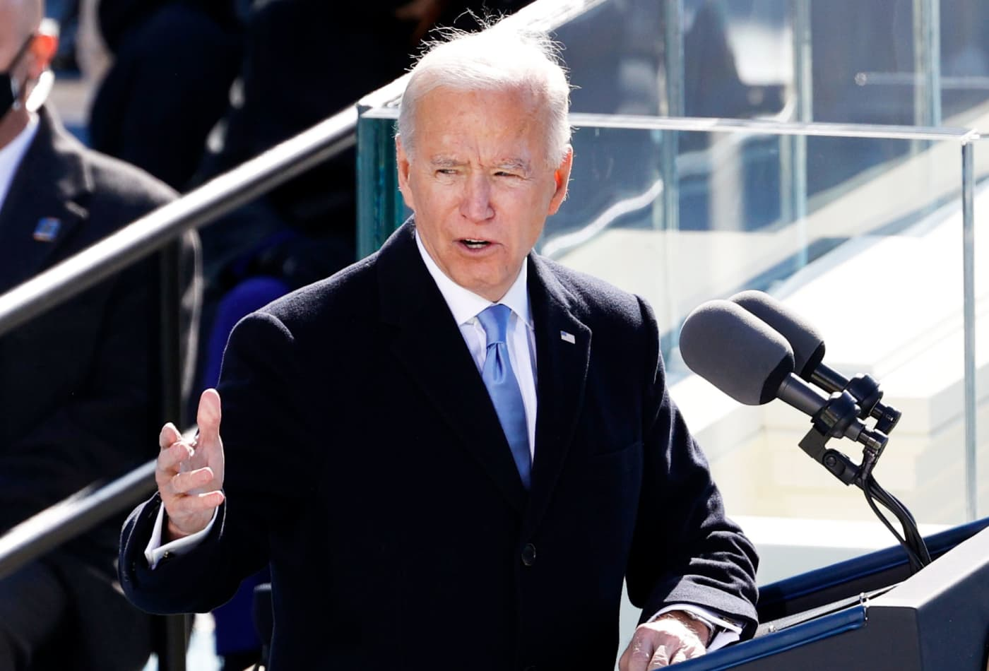 Read the full letter Amazon sent to Biden offering to help with Covid-19 vaccines