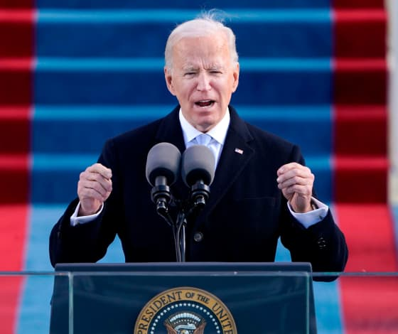 Here are the actions Biden plans to take on Day One of his presidency