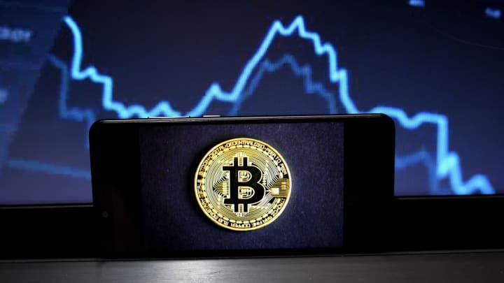 GP: Bitcoin value drops