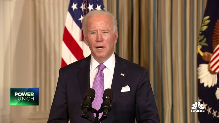 Biden orders DOJ to end private prison contracts as part of racial equity push
